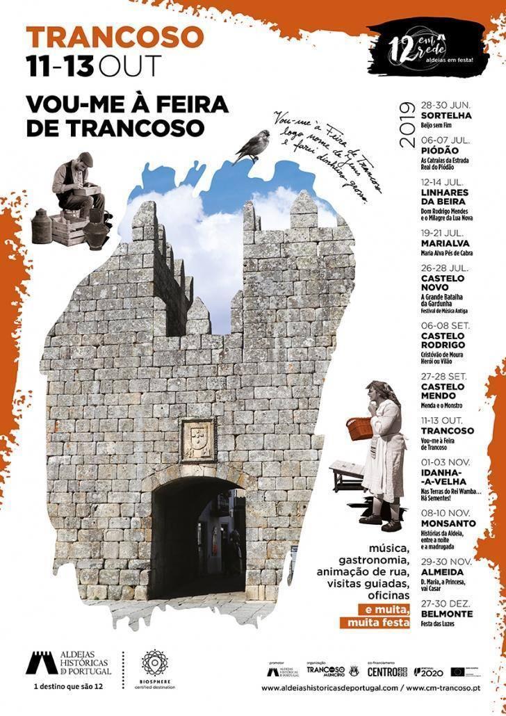 Aldeias Historicas D Portugal 12 Em Rede Aldeias Em Festa