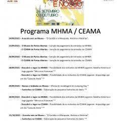Programa Jornadas Mhma E Ceama Page 0001